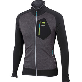 Karpos Odle Fleece Jacket Men dark grey